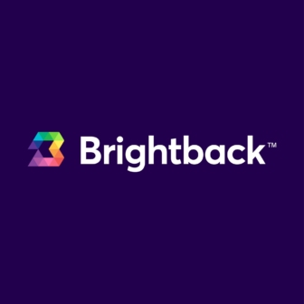 Brightback Logo JPEG Coloured Wordmark White